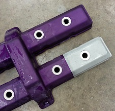 REMOVE Powder Coat Remover to remove powder coating